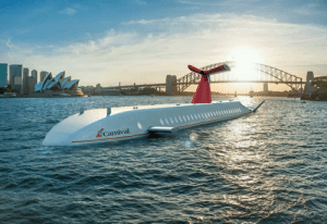 [OC] Welcome to the Next Generation in Crusing: Carnival Submarine.: [OC] Welcome to the Next Generation in Crusing: Carnival Submarine.