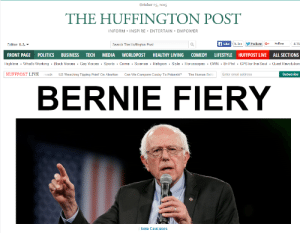 Ass, Bernie Sanders, and Crime: October 25, 2015  THE HUFFINGTON POST  INFORM • INSPIRE • ENTERTAIN • EMPOWER  f Like 5.3m y Follow G+  Follow  4.1M  Search The Huffington Post  Edition: U.S. -  POLITICS  MEDIA  WORLDPOST  ALL SECTIONS  FRONT PAGE  BUSINESS  TECH  HEALTHY LIVING  COMEDY  LIFESTYLE HUFFPOST LIVE  Highline · What's Working · Black Voices . Gay Voices · Sports · Crime . Science · Religion · Style · Horoscopes · OWN · Dr Phil • GPS for the Soul · Quiet Revolution  HUFFPOST LIVE reach  US Reaching Tipping Point On Abortion  The Human Behi  Enter email address  Subscribe  Can We Compare Cosby To Polanski?  BERNIE FIERY  lowa Caucuses delendarius:    Bernie Sanders Points To Clinton's Shifts On Issues In Iowa Speech    Good call her ass out !!