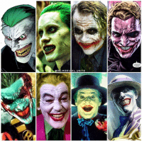 Memes, Grant Morrison, and 🤖: OD  MARVIEL UNITE  WANTS TO  HELP AME  IT BACKT Who's your Favorite JOKER !? The Live Action Movie Joker's VS Their ComicAccurate Counter Parts ! 🃏 - CesarRomero's Joker Relates to Grant Morrison's Joker, JackNicholson's Joker relates to Alex Ross's Joker, HeathLedger's Joker relates to The Batman Nöel Joker, and JaredLeto's Joker relates to The Batman EndGame Joker ! 🃏 TheJoker