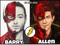 barry allen dc