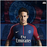 Neymar has reportedly told some of his Barcelona team-mates that he will sign for PSG.: ODDS  BIBLE  BIBL E  Fly  Emirates Neymar has reportedly told some of his Barcelona team-mates that he will sign for PSG.