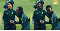 Michael Essien joins the ugly statue gang. https://t.co/tj3NWfR3qX: ODDS Michael Essien joins the ugly statue gang. https://t.co/tj3NWfR3qX