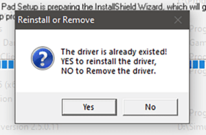 Of course it existed, i want to uninstalling !: Of course it existed, i want to uninstalling !