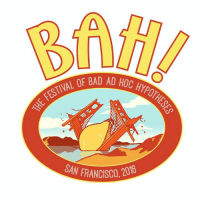 OF  FESTIVAL SAN FRANCISCO,200 BAHFest is returning to San Francisco on October 28th! Get your tickets while they're extant!  http://www.eventbrite.com/e/bahfest-tickets-28055666253