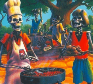 Anaconda, Chill, and Family: of haiku-robot:  spookytotodile:  lebronlames:  spookytotodile:  racistmom:  hey what the heck is this from  a chill barbecue held by a rad family  im 100% sure this is a goosebumps book cover  no its a picture of a chill barbecue held by a rad family   no its a picture of a chill barbecue held by a rad family ^Haiku^bot^9. I detect haikus with 5-7-5 format. Sometimes I make mistakes.You all are pretty cool! 。^‿^。 | PayPal | Patreon