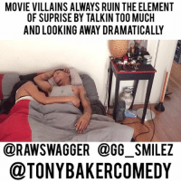 Gg, Memes, and Too Much: OF SUPRISE BY TALKIN TOO MUCH  AND LOOKING AWAY DRAMATICALLY  ODRAWSWAGGER @GG SMILEZ  COTONYBAKERCOMEDY TravisSantiago w- @rawswagger & @gg_smilez