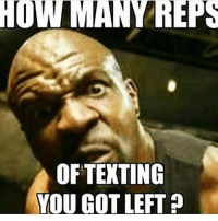 GET YO BITCH ASS OFF THE PHONE HOMIE 😂😂😂😂 gym fitness meme: OF TEXTING  YOU GOT LEFT GET YO BITCH ASS OFF THE PHONE HOMIE 😂😂😂😂 gym fitness meme
