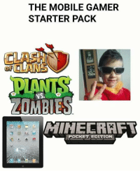 The Mobile Gamer Starter Pack:: of  THE MOBILE GAMER  STARTER PACK  NS,  AIHEIERAFT  POCKET EDITION The Mobile Gamer Starter Pack: