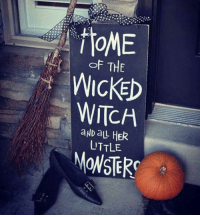 wicked witch: OF THE  WICKED  WITCH  a ND au HER  LITTLE