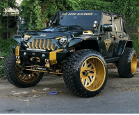 Jeep: OFF ROAD BUILDERS  Jeep