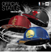 Memes, Nba, and Nba Draft: OFFICIAL  STATU  NEW  ERA  THISISTHECA  OFFICIAL ON-COURT COLLECTION DRAFT SERIES 59FIFTY Wear the @nba draft cap that the new pros are receiving! The @neweracap official On-Court collection is now available at select stores!