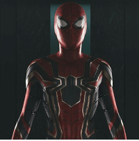Officially released image of the new Spider-Man suit from the end of Homecoming! 😍🕷 I can't wait to see this in action in Infinity War!: Officially released image of the new Spider-Man suit from the end of Homecoming! 😍🕷 I can't wait to see this in action in Infinity War!