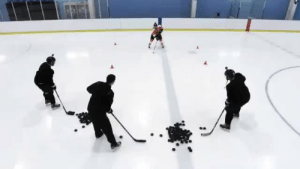 ofgeography: hadmeathockey: Claude Giroux, a.k.a the stick handling savage turns this is claude giroux being very good at avoiding pucks and not, as i initially thought, claude giroux being VERY bad at stopping even just one of them : ofgeography: hadmeathockey: Claude Giroux, a.k.a the stick handling savage turns this is claude giroux being very good at avoiding pucks and not, as i initially thought, claude giroux being VERY bad at stopping even just one of them