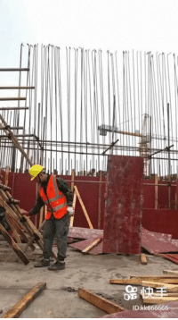 Funny, Construction, and Dance: OG  ID:kk666666 construction worker de-constructs the dance-floor