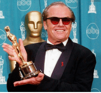 Happy Birthday to Jack Nicholson, who turns 80 today! What's your favorite of movie of the acting legend?: OG  PRESS  O)(O  C Happy Birthday to Jack Nicholson, who turns 80 today! What's your favorite of movie of the acting legend?