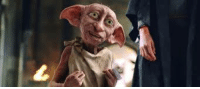 Oh Dobby is a free elf Lily~Prongs: Oh Dobby is a free elf Lily~Prongs