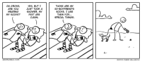 Ⓐ₨ᙓ₩ᓮⓅᙓ: OH GROSS,  YES, BUT I  JUST TOOK A  ARE YOU  SHOWER. MY  WEARING  FEET ARE  MY SOCKS?  CLEAN  MAXIMUMBLE COM  THOSE ARE MY  Ex-BOYFRIEND's  SOCKS. I USE  THEM FOR...  SPECIAL THINGS  D2013 CHRIS HALLBECK Ⓐ₨ᙓ₩ᓮⓅᙓ