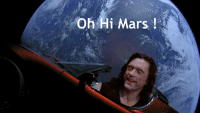 You're tearing me apart atmosphere! 9gag.com/tag/space-x?ref=fbpic: Oh Hi Mars! You're tearing me apart atmosphere! 9gag.com/tag/space-x?ref=fbpic