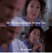 I'm having a movie night by myself right now and it's been one of the most relaxing nights I've had in so long😅 watching all movies with current and former @greysabc cast members in them (Jenny's Wedding, Home Sweet Hell, Under the Tuscan Sun & Can't Buy Me Love)!! — factsforgreys_sandra greys greysanatomy sandraoh cristinayang crowen burktina mertina shondaland abc ga tgit like facts likeforlike like4like dancemoms: Oh, I'm not pretending. I'm very sad.  Factsforgreys  Me so sad. I'm having a movie night by myself right now and it's been one of the most relaxing nights I've had in so long😅 watching all movies with current and former @greysabc cast members in them (Jenny's Wedding, Home Sweet Hell, Under the Tuscan Sun & Can't Buy Me Love)!! — factsforgreys_sandra greys greysanatomy sandraoh cristinayang crowen burktina mertina shondaland abc ga tgit like facts likeforlike like4like dancemoms