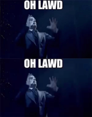 Watching that new Bond trailer like https://t.co/1brcOiToxX: OH LAWD   OH LAWD Watching that new Bond trailer like https://t.co/1brcOiToxX