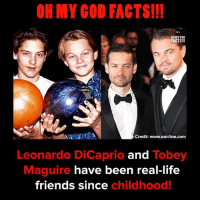 Best buds right there! 😎⠀ ⠀ ------------------------------------------------------⠀ ⠀ omgfactsbyDiply strangerthings didyouknow ohmygodfacts bestfriends LeonardoDiCaprio TobeyMaguire Spiderman Titanic Hollywood: OH MY GOD FACTS!I!  ORMYCOD  FACTS!!!  061 L.  Credit: www.eonline.com  Leonardo DiCaprio and Tobey  Maguire have been real-life  friends since childhood! Best buds right there! 😎⠀ ⠀ ------------------------------------------------------⠀ ⠀ omgfactsbyDiply strangerthings didyouknow ohmygodfacts bestfriends LeonardoDiCaprio TobeyMaguire Spiderman Titanic Hollywood