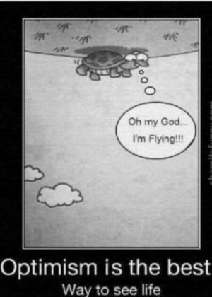 Go beyond your limits: Oh my God.  I'm Flying!!!  Optimism is the best  Way to see life Go beyond your limits