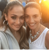God, Hello, and JLo: Oh my God!!!!!!!!!!!!!!!!! Thank you, @jlo for the chance to say hello. I have long admired your work ethic & career. Even at my age, I can have role models.