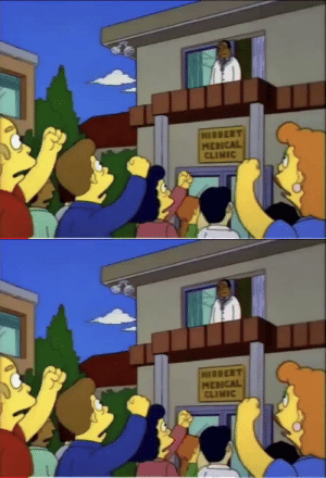 Oh shit.. The Simpsons really predicted this https://t.co/qF5kpkT6oT: Oh shit.. The Simpsons really predicted this https://t.co/qF5kpkT6oT