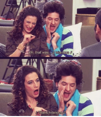 Happy National Siblings Day to the absolute worst siblings ever to step foot on this earth! nationalsiblingsday monalisasaperstein jeanralphio jennyslate benschwartz parksandrec parksandrecreation: Oh, that was  hilarious  That's hilarious Happy National Siblings Day to the absolute worst siblings ever to step foot on this earth! nationalsiblingsday monalisasaperstein jeanralphio jennyslate benschwartz parksandrec parksandrecreation
