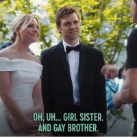Fame isn't easy. Watch the premiere of The Other Two now before it airs: https://on.cc.com/2PTQBIc: OH, UH... GIRL SISTER  AND GAY BROTHER Fame isn't easy. Watch the premiere of The Other Two now before it airs: https://on.cc.com/2PTQBIc