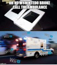 Memes, The Worst, and History: OHINOIMYNINTEDO BROKE  CALL THEAMBULANCE  Wiig  Wii Probably the worst pun in history 😂😂😂