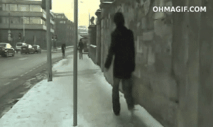 gifsofprocesses:  Ice melting under compression by rubber: OHMAGIF.COM gifsofprocesses:  Ice melting under compression by rubber