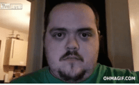 MFW someone comments something so horrendously stupid it hurts - GIF on Imgur: OHMAGIF.COM MFW someone comments something so horrendously stupid it hurts - GIF on Imgur