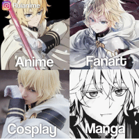 Animals, Memes, and 🤖: OJ anime  Anime Fanart  Cospla QOTD: Which is your favourite? | Follow @ruianime for Anime Posts | 🌟