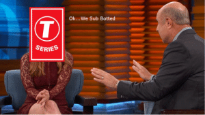 Send T-Series To The Ranch!!!: Ok...We Sub Botted  SERIES  0330 Send T-Series To The Ranch!!!