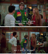 Kelso 😂: Okay, look, I have a  really  good explanation for this.  But I left it at home  ACE Kelso 😂