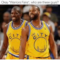 "| ONLY ""Warriors Fans"" comment who these guys are 😂👇🏼 ⠀⠀⠀⠀⠀⠀⠀⠀⠀ Follow @basketballstudios for more‼️ Tags: Bandwagons Memes meme NBAMemes NBA Basketball Warriors Finals NBAfinals Playoffs NBAPlayoffs GSW DubNation GoldenState city funny: Okay 'Warriors Fans"", who are these guys?  Instagram: GBASKETBALLSTUDIOS 
