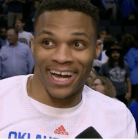 """ RussellWestbrook's reaction to setting an NBA record."" 😂 @houseofhighlights WSHH: OKI Adidas "" RussellWestbrook's reaction to setting an NBA record."" 😂 @houseofhighlights WSHH"