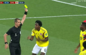 Club, Tumblr, and Blog: OL o 0 ENG  5326 laughoutloud-club:  Ref: I got you this yellow card to match your yellow shirt