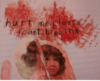 Breathe Me, Breathe, and Icant: Ol th  icant breathe  me eose