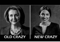 crazy: OLD  CRAZY NEW CRAZY