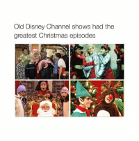 noooo loui is getting killed: Old Disney Channel shows had the  greatest Christmas episodes noooo loui is getting killed