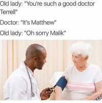 """Star Tee is 33% Off now, only $12.39! (Clickable link in bio) 4 sizes & 2 colors available! There's worldwide shipping for ALL items and FREE WORLDWIDE SHIPPING if you buy 2 or more 🌌: Old lady: """"You're such a good doctor  Terrell""""  Doctor: """"It's Matthew""""  Old lady: """"Oh sorry Malik"""" Star Tee is 33% Off now, only $12.39! (Clickable link in bio) 4 sizes & 2 colors available! There's worldwide shipping for ALL items and FREE WORLDWIDE SHIPPING if you buy 2 or more 🌌"""