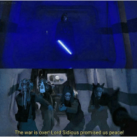 Do you think it would've benefited the Empire to have kept the droids? In terms of the actual army, surely if they did the Rebels never would've had a chance to beat them (Credit: @old__master) starwars starwarsmeme starwarsmemes anakinskywalker rogueone revengeofthesith droids seperatists jedi sith darthvader rebels empire lightsaber: @old master  The war is over! Lord Sidious promised us peace! Do you think it would've benefited the Empire to have kept the droids? In terms of the actual army, surely if they did the Rebels never would've had a chance to beat them (Credit: @old__master) starwars starwarsmeme starwarsmemes anakinskywalker rogueone revengeofthesith droids seperatists jedi sith darthvader rebels empire lightsaber