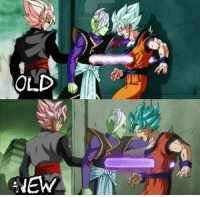 Choose!  ~ Dragon Ball Super Fans: OLD  NEW Choose!  ~ Dragon Ball Super Fans