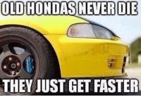 5d91a159a6 OLD ONDAS NEVER DIE THEY JUST GET FASTER It s All About the Build! Car  Throttle