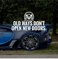 Memes, Old, and Change: OLD WAYS DONT  OPEN NEW DOORS. Be innovative! Innovation is change that unlocks new value. 💯 millionairementor