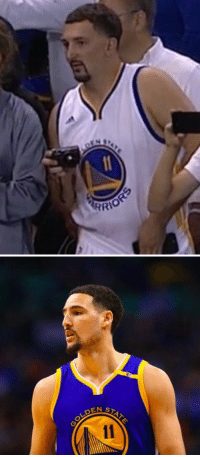 Klay Thompson the first 5 games of the Rockets series vs Klay Thompson in Game 6 https://t.co/kOuvybJjHL: OLDE Klay Thompson the first 5 games of the Rockets series vs Klay Thompson in Game 6 https://t.co/kOuvybJjHL