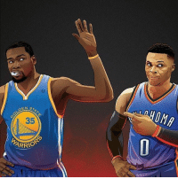 All Star weekend is gonna be fun... 😂Via: @cmineses_designs Tags: Warriors KD Russ: OLDEN  STAT  ARRIO All Star weekend is gonna be fun... 😂Via: @cmineses_designs Tags: Warriors KD Russ