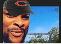 Chicago Bears fans after the team traded the 3rd overall pick, 3rd-round, 4th-round, & 2018 3rd-round pick to move up 1 spot...: OLF  no  What Jou doing? Chicago Bears fans after the team traded the 3rd overall pick, 3rd-round, 4th-round, & 2018 3rd-round pick to move up 1 spot...